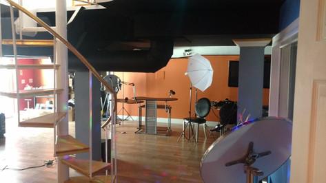 Studio Enviroment