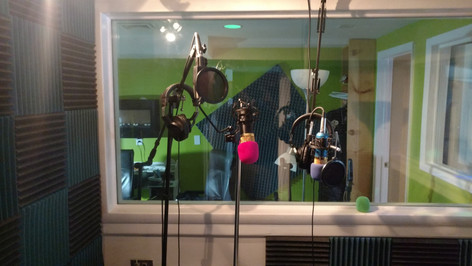Professional Recording Booth