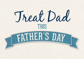 DADS DAY/GRANDADS DAY 17TH JUNE 2018