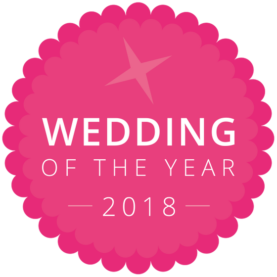 Uber Excited Wedding of the Year 2018!