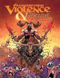 Violence & Pigtails - Hardcover
