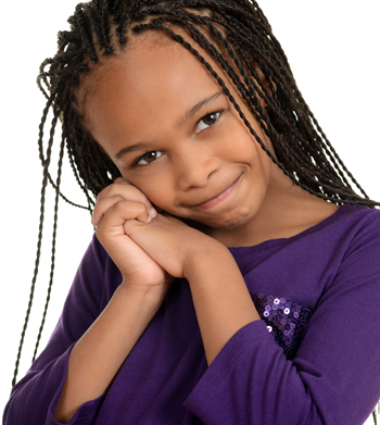 Kids Senegalese Twists