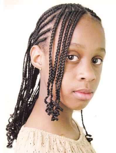 Kids Cornrows
