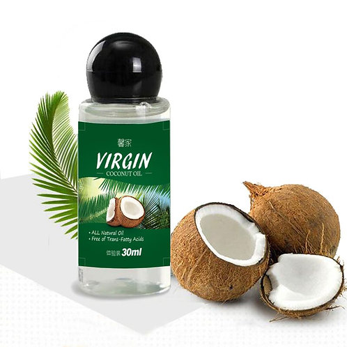 Natural Coconut Oil Extract for Hair&Skin Care /Makeup Remover/Body Message