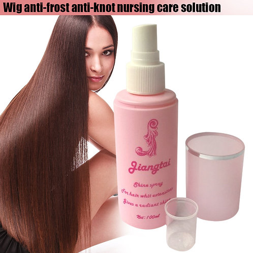 Care Spray Solution for Synthetic Wig