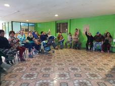 Due Diligence visit to Fondo Esperanza - October 2018