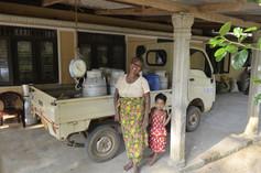 Due Diligence visit to LOLC Microfinance Sri Lanka - June 2011