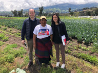 Due Diligence visit to Insotec - April 2019
