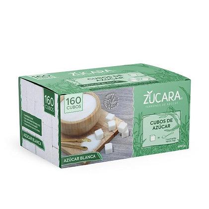 Cubos de Azucar Blanca 160und Zucara
