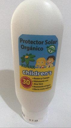 Protector Solar Children´s 100gr Kunak