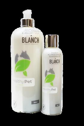 Shampoo Acondicionador Blanqueador 250ml Healthy Pet