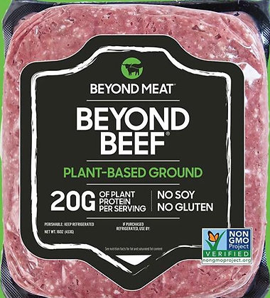 Beyond Beef 454gr. Beyond Meat