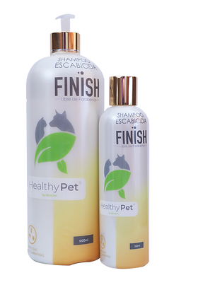 Shampoo Escabicida 250ml Healthy Pet