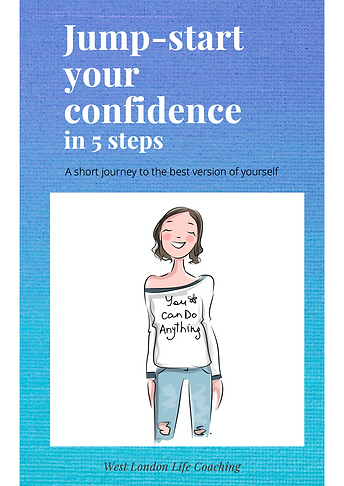e-book Jump-start Your Confidence in 5 Steps e-book
