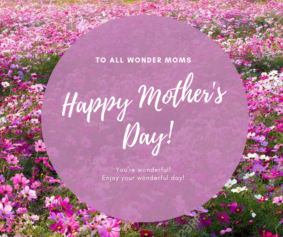 Message wishing happy Mother's day