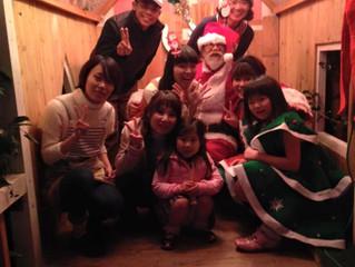 2015年のクリスマスパーティ!