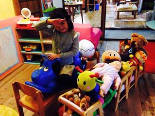 おもちゃは子供のロマン