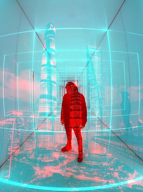 Shanghai tunnel vision