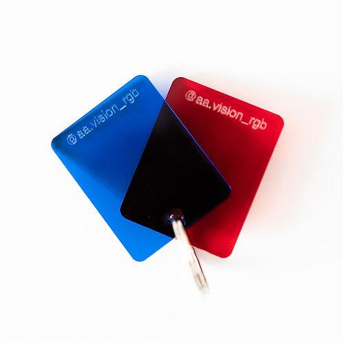 RGB keyring