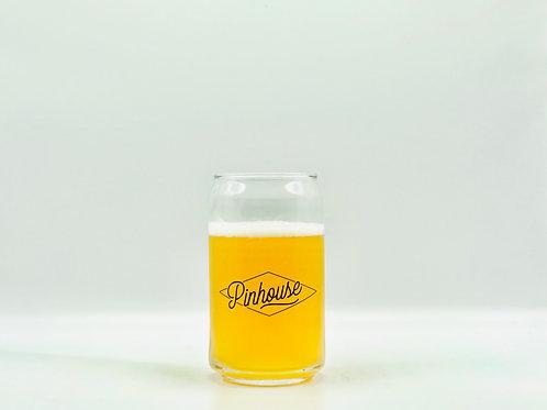 Pinhouse Pint Glass