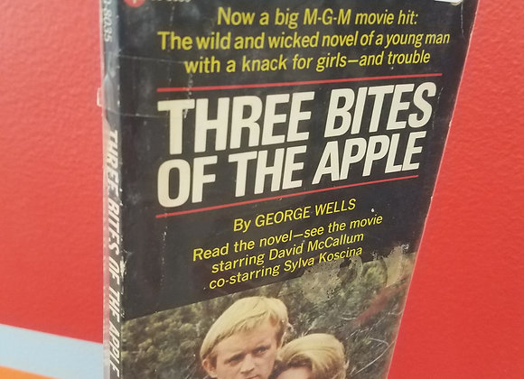 Three Bites Of The Apple