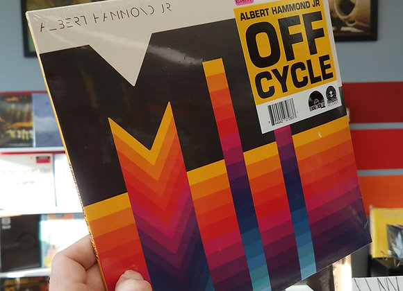 Albert Hammond- Off Cycle - 10in. RSD