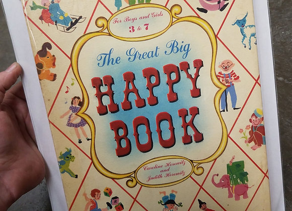 The Great Big Happy Book