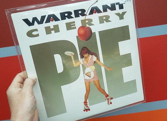 Warrant - Cherry Pie - 1st pressing sealed