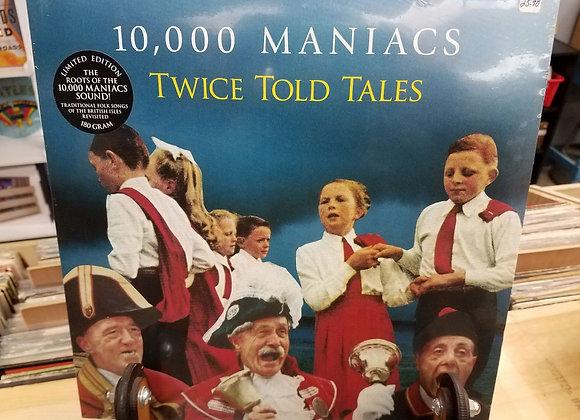 10,000 Maniacs - Twice Told Tales - LP