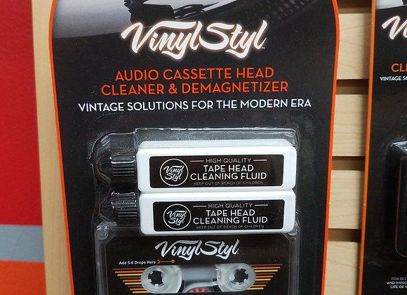 Vinyl Styl - Audio Cassette Head Cleaner & Demagnetizer