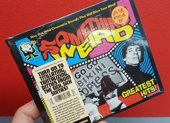 Something Weird - RSD 2019 - CD