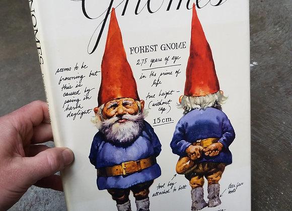Gnomes Vintage Hardcover
