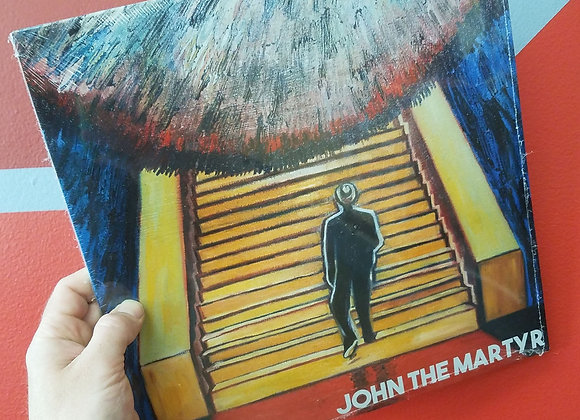 John The Martyr - S/T