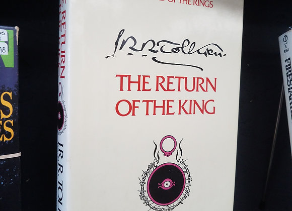J.R.R Tolkien - The Return Of The King