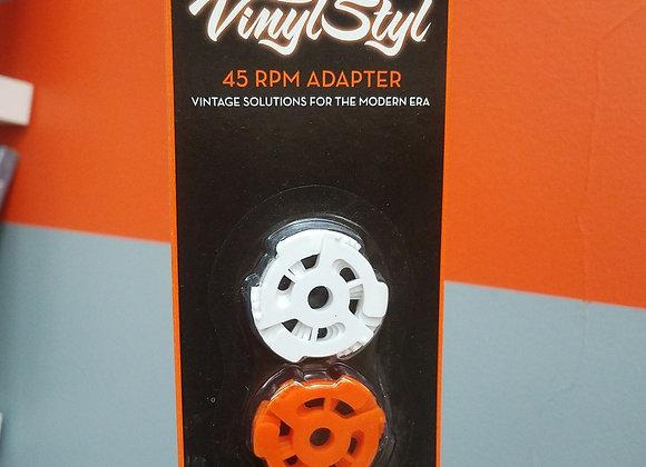 Vinyl Styl - 45 RPM Adapters (10ct.)
