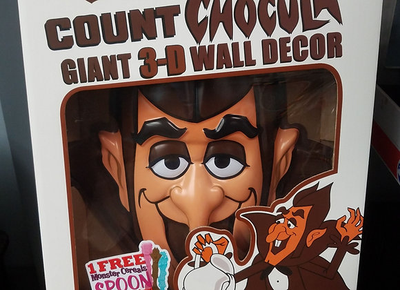 Count Chocula - Giant 3-D Wall Decor