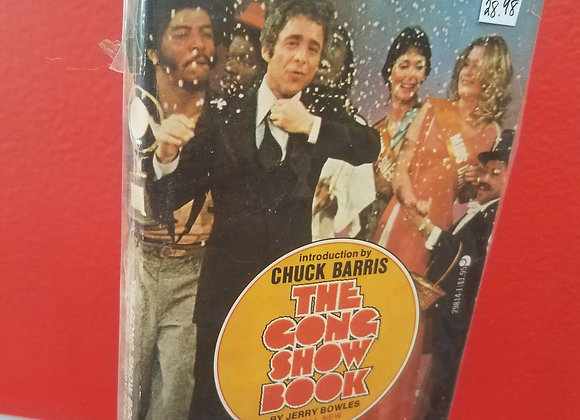The Gong Show Book - Rare