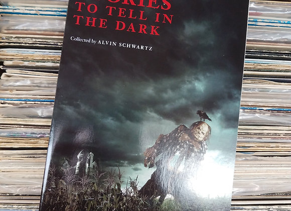 Scary Stories To Tell In The Dark - new