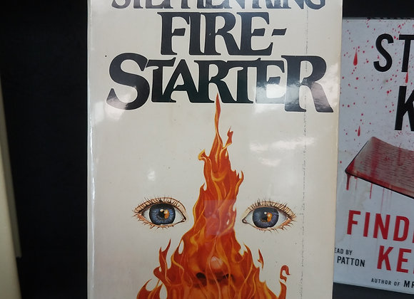 Stephen King - Fire-starter