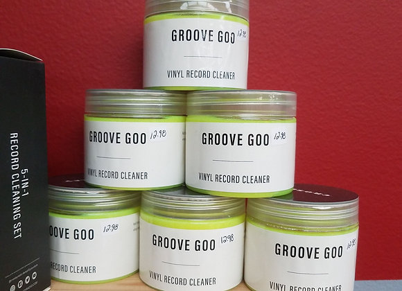 Groove Goo - Vinyl Record Cleaner