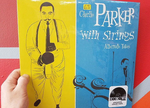Charlie Parker - With Strings Alternate Takes