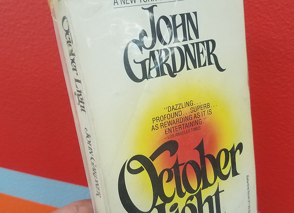 October Light - John Gardner