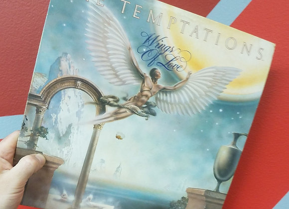 The Temptations - Wings Of Love - LP