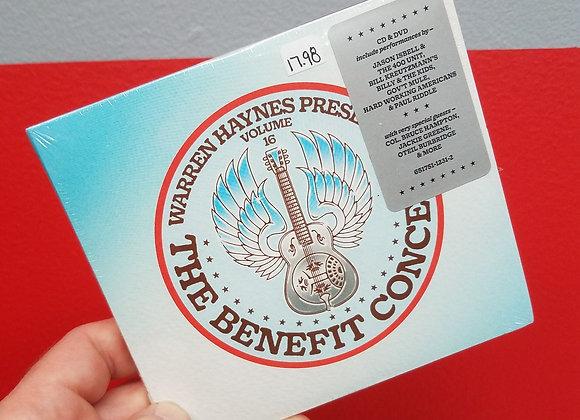 Warren Haynes Presents - The Benefit Concert Vol.16 CD