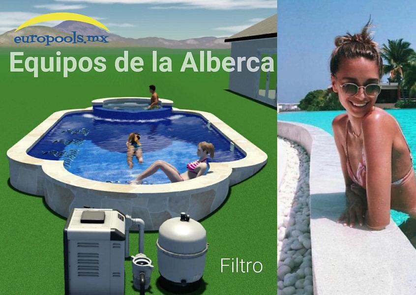 Equipos de Albercas