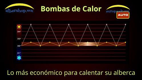 BOMBAS DE CALOR INTER HEAT