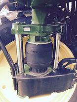 Lift Kit, R-Series, sprayer suspension lift