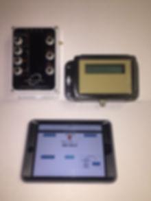 sprayer sight gauge,tank volume, self propelled sprayer, flow meter, weather station,customagconcepts