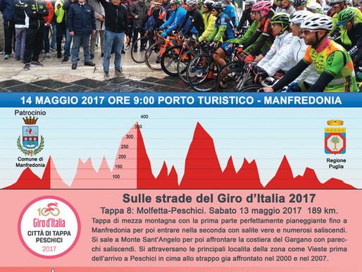 Granfondo del Gargano e Giro d'Italia