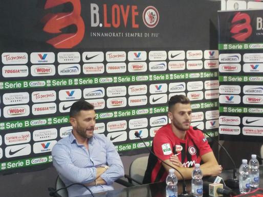 L'ultimo arrivato in casa Foggia Calcio: Francesco Nicastro